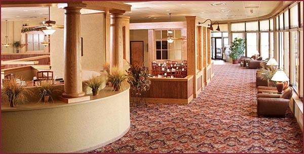 ramkota lobby